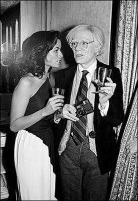Andy Warhol & B