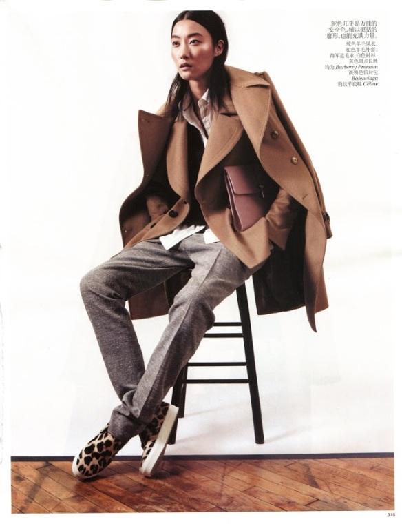 Ji Hye Park - Vogue China January 2013 - 3