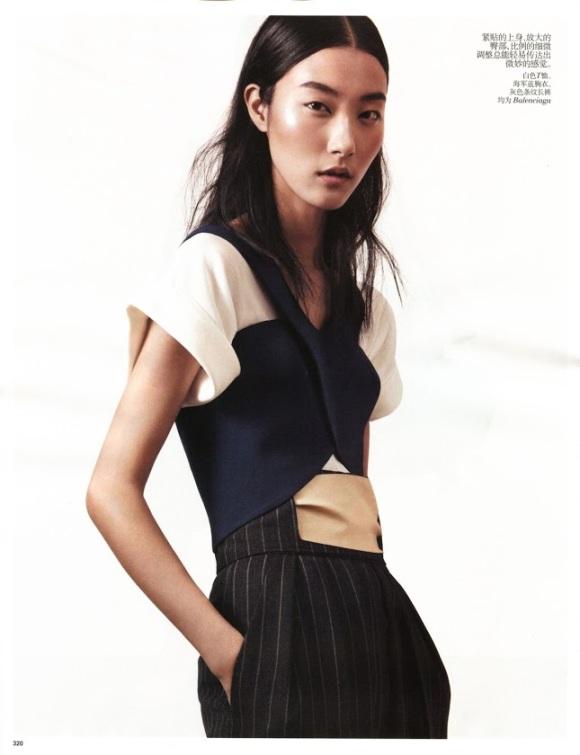 Ji Hye Park - Vogue China January 2013 - 8
