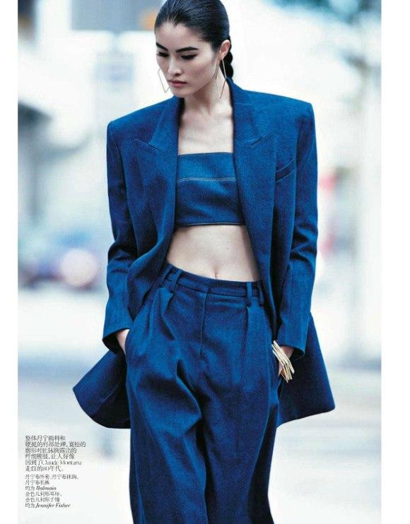 Sui He - Vogue China