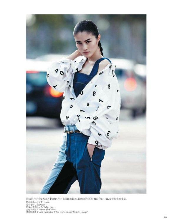 Sui He - Vogue China2