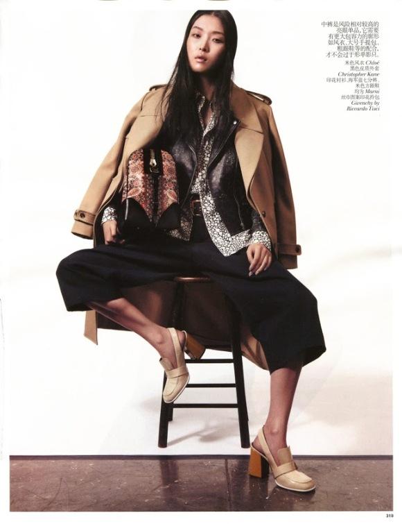 Sung Hee Kim - Vogue China January 2013 - 7