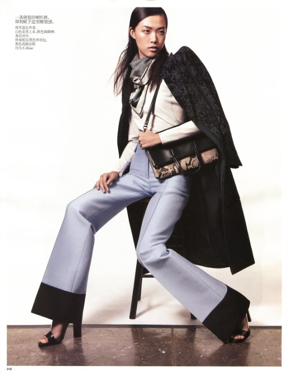 Tian Yi - Vogue China January 2013 - 6