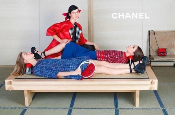Yumi Lambert - Chanel Spring Summer 2013 - 2