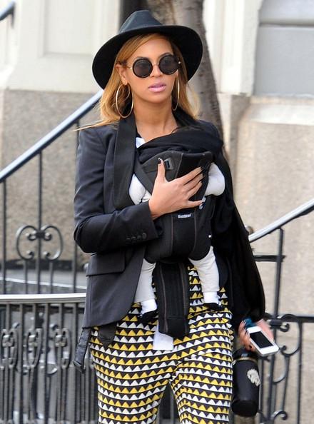 Beyonce+KnowlesFedora